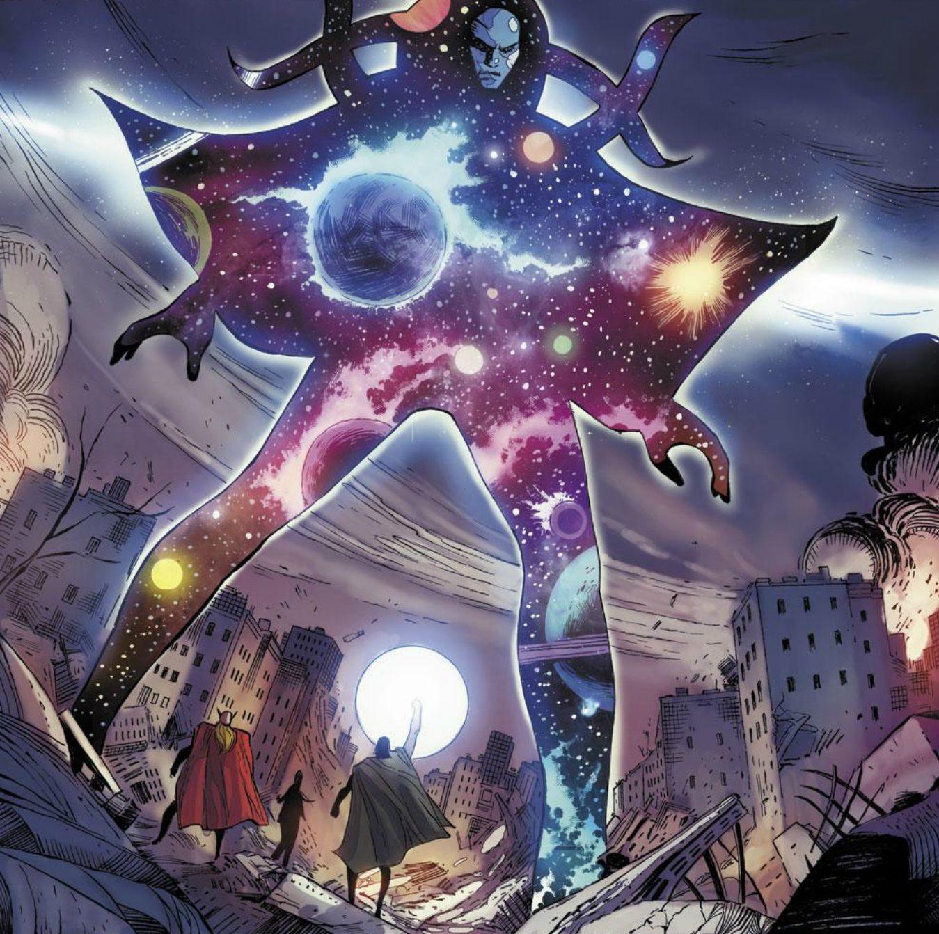 eternity strongest marvel character