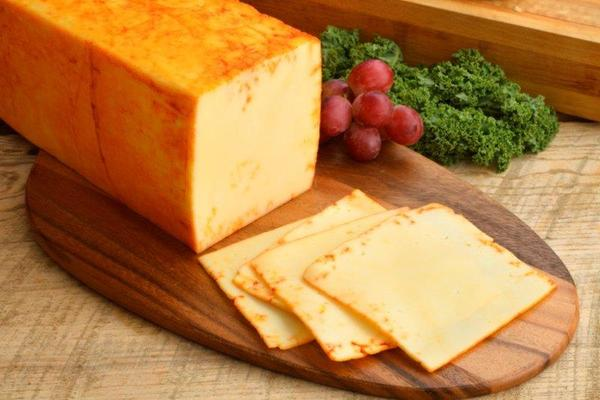 muenster stinky cheese