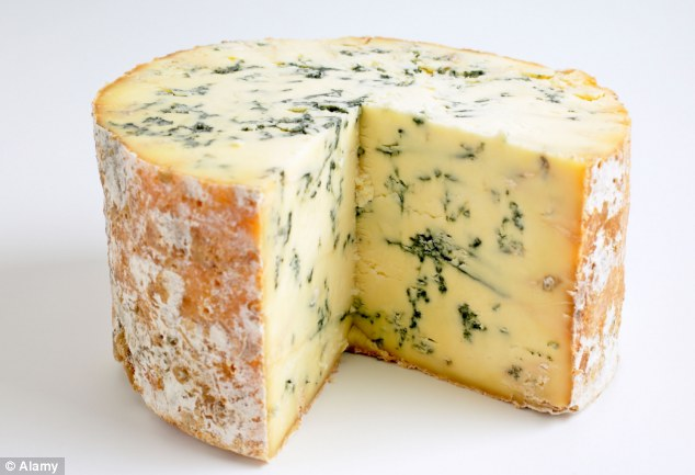 stilton stinking cheese