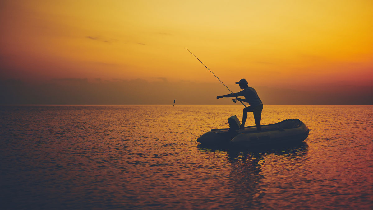 fun facts about fishing