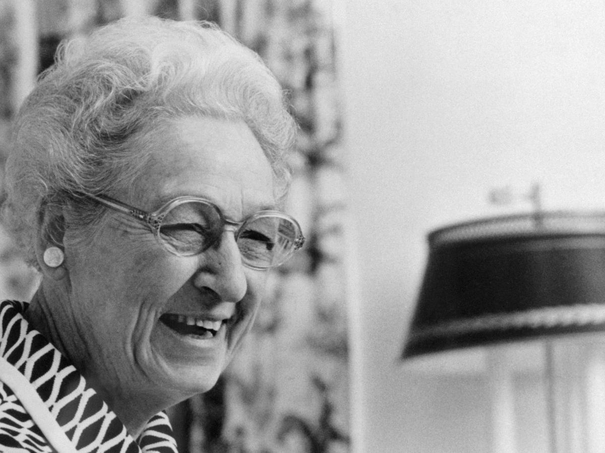 Dr. Virginia Apgar famous female doctor