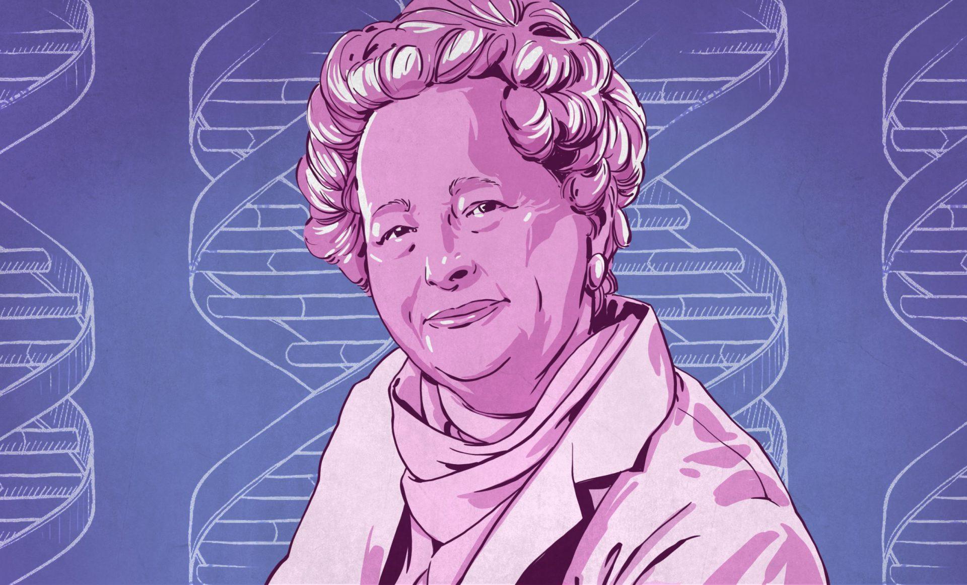 dr. gertrude b elion famous female doctor